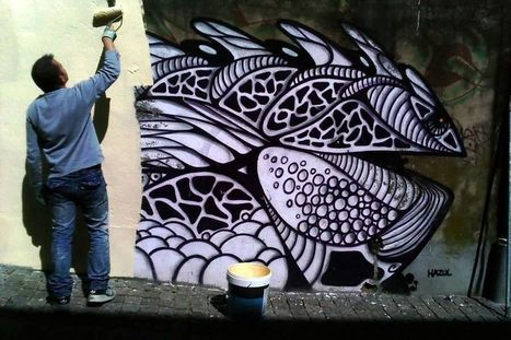 Porto rit jaune face au street art | ART, His Story are Culture for ALL | Scoop.it