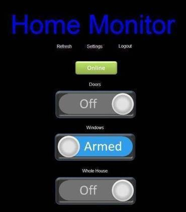 Create a home alarm system using a Raspberry Pi. Receive email alerts, control and monitor it remotely using a smartphone. - element14 | Arduino, Netduino, Rasperry Pi! | Scoop.it