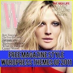Free magazine style wordpress themes | Free WordPress Magazine Themes | Scoop.it