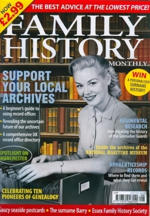Archives in the UK | GenealoNet | Scoop.it