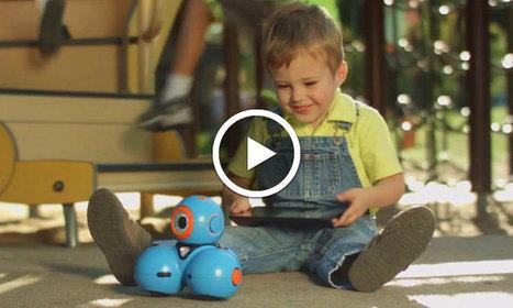 Ces robots aideront vos enfants à mieux démarrer dans la vie en leur enseignant les bases de la programmation   IT Informatique   Scoop.it