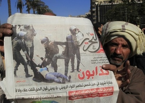 Egypt's Rodney King Moment | Coveting Freedom | Scoop.it