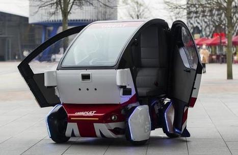 Des voitures sans conducteur testées dans quatre villes de Grande-Bretagne   Mobilis - Véhicule communicant et automatisation   Scoop.it