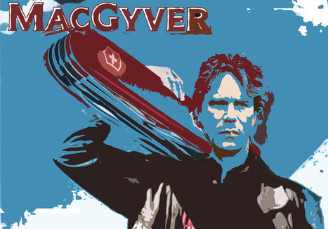 7 ways to become the MacGyver of Twitter - Twitter Counter Blog | Be Marketing 3.0 | Scoop.it