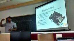 Tenet Technetronics' Beaglebone workshop at MIT Manipal | Raspberry Pi | Scoop.it