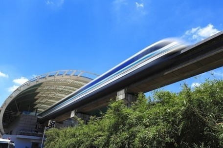 Japan Conducts First Public Test of New 311 MPH 'L-Zero' Maglev Train | Transportation Station | Scoop.it