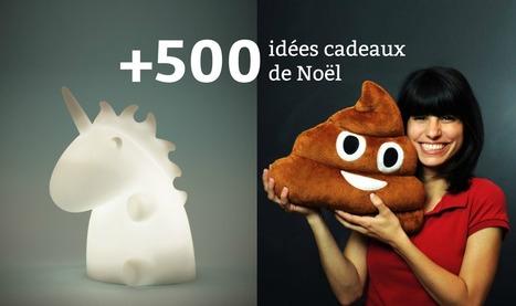 (Noël) Top 500+ des idées cadeaux de Noël insolites | A.S.2.0 - 16 | Scoop.it