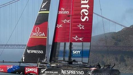 ETNZ secure opening win - sportal.co.nz   sailing   Scoop.it
