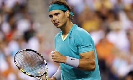 Nadal la tête dure | Tennis , actualites et buzz avec fasto-sport.com | Scoop.it