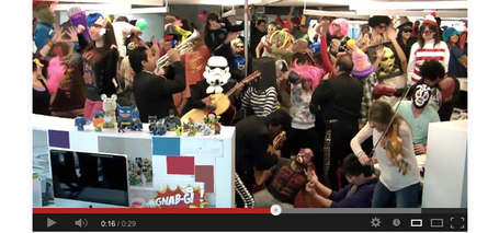 Social@Ogilvy: Why the #HarlemShake is Disruptive Innovation to Social Media Campaign Marketing | Social media in business | Scoop.it