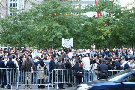 Public Space, Private Rules: The Legal Netherworld of Occupy Wall Street | Geography Education | Scoop.it