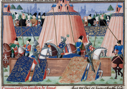 On The Move: A Brief Overview of the Mobile Homes of the Middle Ages | Anthropology, Archaeology, and History | Scoop.it