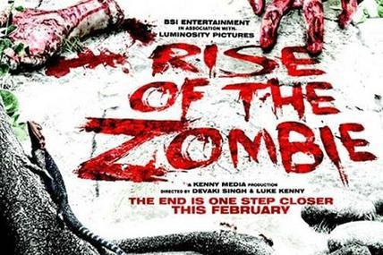 First day box office collection of Rise Of The Zombie