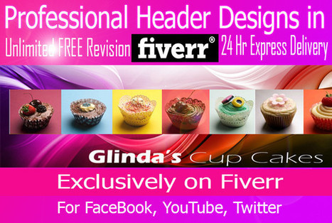 I will design Professional Eye Catching  HEADER in 24 Hrs for $5 on www.fiverr.com | Benifits of Animated Banner Advertising | Scoop.it