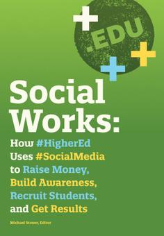 New book on #highered social media: Social Works | Designing  service | Scoop.it