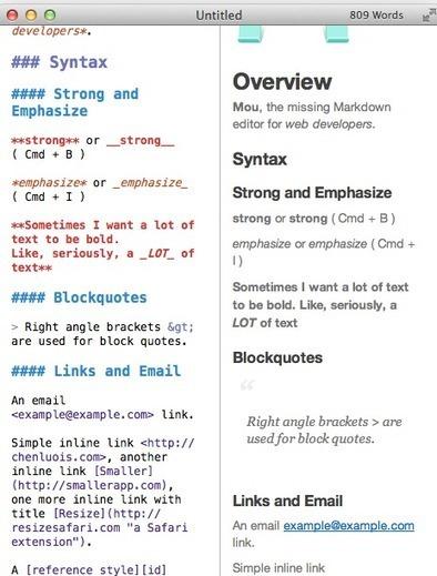 » Markdown and Node.js-Mark DuBois Weblog | javascript.js | Scoop.it