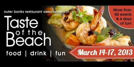 Taste of the Beach Restaurant Tours   Outer Banks Neighborhoods   Everything OBX   Scoop.it