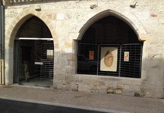 Etape n°3 - Et voila, 1ère expo installée | Vitrines d'art à Sainte Foy la Grande - 2013 | Scoop.it