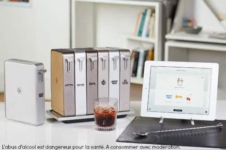 Pernod Ricard crée le bar à cocktail digital portable | tendancesAtester | Scoop.it