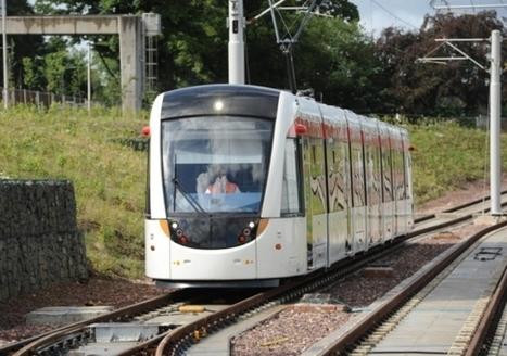 Edinburgh trams set to run six months ahead of schedule - Transport - Scotsman.com | Today's Edinburgh News | Scoop.it