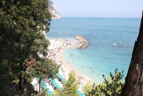 Sirolo Beach, Le Marche, Italy | Le Marche another Italy | Scoop.it