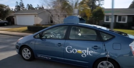 Google Awarded Patent For Free Rides To Advertisers' Locations ... | Google | Scoop.it