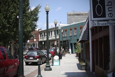 Designing Walkable Urban Throughfares | green streets | Scoop.it