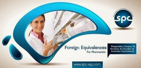 Courses and courses for pharmacists: foreign equivalences for pharmacists | For Pharmacists | Scoop.it