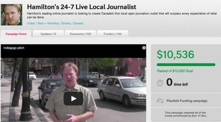 Crowdfunding Journalism: A New Financing Model for Freelancers? |  | PBS | Giornalismo Digitale | Scoop.it