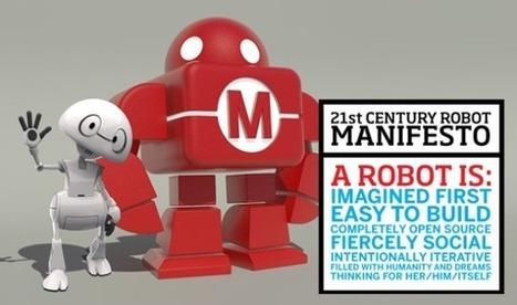 Intel launches open source eBook for 3D printable Robots | MOBILE ROBOTICS | Scoop.it