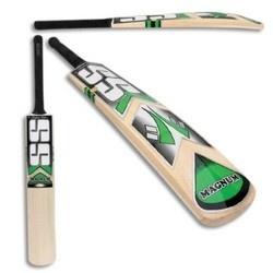 SS MAGNUM ENGLISH WILLOW CRICKET BAT (SHORT HANDLE) PRICE: RS.1827 - Fitness Equipment | Cricket Bats | Scoop.it