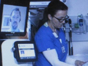 Telemedicine Robot by iRobot May be Coming to a Hospital Near You | Something to Think About... | Scoop.it