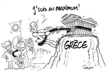 Le meilleur de l'actualité: 5 ans plus tard, l'évidence : La Grèce sur le point de faire un défaut de paiement ! | Toute l'actus | Scoop.it