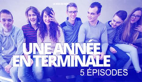 Une année en terminale - Les cinq épisodes de notre série | Narration transmedia et Education | Scoop.it