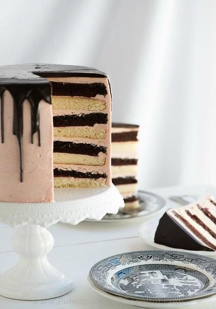 Tweet from @TumblrFood | Desserts | Scoop.it