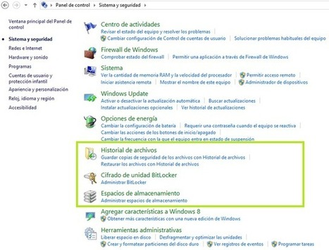 Windows 8 Pro: Seguridad, primeras impresiones (I) | | Ciberseguridad + Inteligencia | Scoop.it