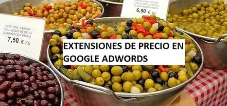 Conoce las extensiones de precio en Google Adwords | JAV - #SocialMedia, #SEO, #tECONOLOGÍA & más | Scoop.it