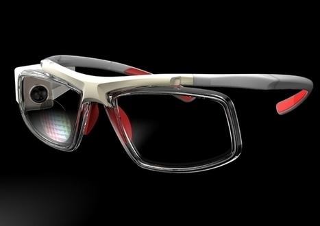 GlassUp pense aux porteurs de lunettes - FrAndroid | Les lunettes à réalité augmentée | Scoop.it