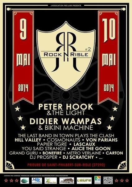Festival Rock'n'Risle 2014 le 9 et 10 mai au Prieuré de Saint-Philbert-sur-Risle - Accueil - eureasso.fr | Eureasso.fr | Scoop.it