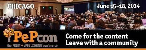 Join Aquafadas at PePcon: The Print + ePublishing Conference 2014 - Chicago | Presse Mobile et Livres Numériques | Scoop.it
