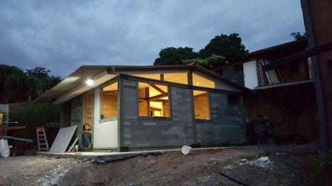 En Colombie, on recycle le plastique pour construire des maisons pour les sans-abris (vidéo) - notre-planete.info | Dans l'actu | Doc' ESTP | Scoop.it