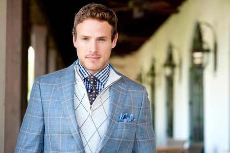 All-American Classics: Stylish Men's Separates for Summer by Peter Millar | Mens hair style | Scoop.it