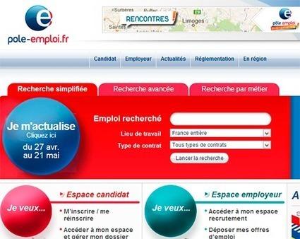 Búsqueda de empleo en Francia a través de internet | Internet | Scoop.it
