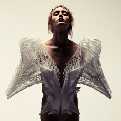 3D printing fashion article from Print Shift | 3d Print | Scoop.it