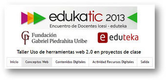 edukatic 2013 | Educación y herramientas TIC | Scoop.it
