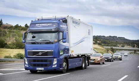 Volvo cumpre teste de circulação autónoma em Espanha   Motores   Scoop.it