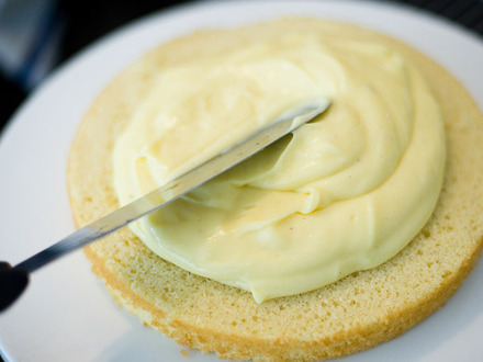Pastry Cream | Sweet Recipes | Scoop.it