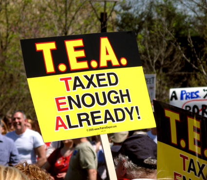 TEA Party: Tobacco  Everywhere Always | Stop David Koch Campaign | Scoop.it