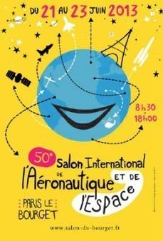 Découvrez des métiers qui recrutent au Salon du Bourget | Mickaël DECLERCK | Scoop.it