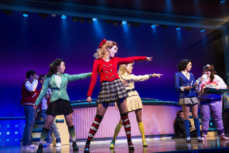 PHOTOS: Heathers: The Musical Costume Sketches Are So Very   TIME   Arts Camp   Scoop.it